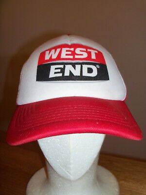 West End Baseball Peak Cap