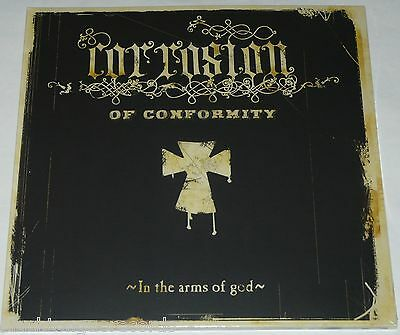 Corrosion Of Conformity In The Arms Of God LP DBL  Vinyl + ST CD NEW