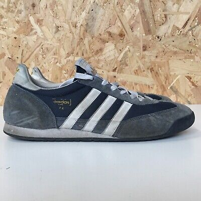 best sneakers e7a2d 1ba12 Vintage Adidas Dragon TrainersSneakers, Navy UK 10 US 10.5 EU 44 2
