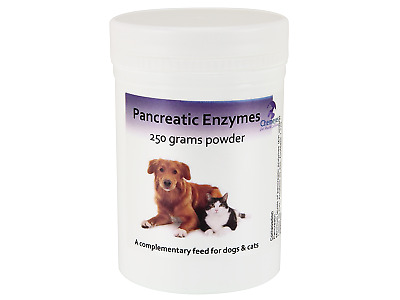 Pancreatic Enzyme Powder for aiding digestion in dogs & cats with EPI