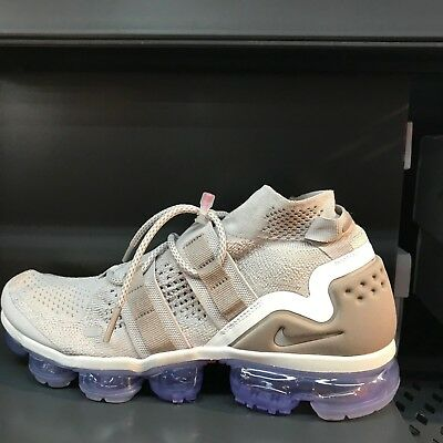Nike Air Vapormax Flyknit FK Utility Moon Particle Shoes AH6834-205 Size 7-11