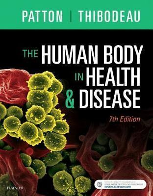 The Human Body in Health and Disease - EBOOK