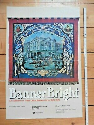 Original Poster Banner Bright 1973