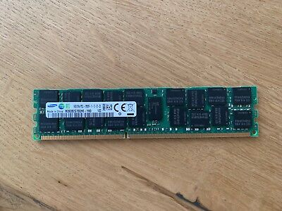 Samsung 16GB PC3L-12800R DIMM 2-R (DDR3-1600) ECC Registered M393B2G70QH0-YK0