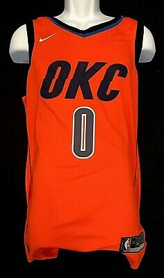 finest selection b7453 83b69 RUSSELL WESTBROOK JERSEY Oklahoma City Thunder Jersey