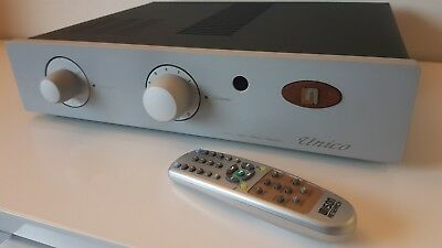 Unison Research Unico High-End Hybrid Integrated Amplifier *Phono Stage*