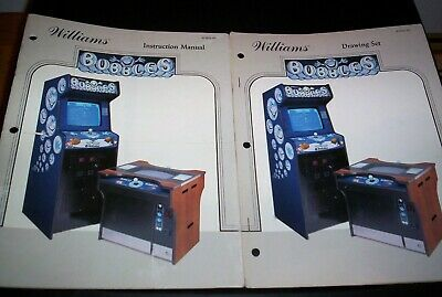 Collectibles Madwave Motion Arcade Game Manual