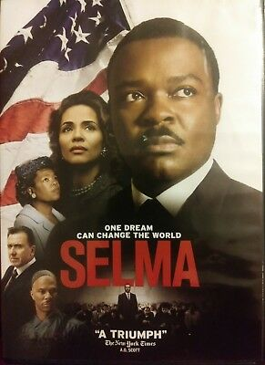 Selma (DVD, 2015) Martin Luther King's Famous Civil Rights March - David Oyelowo