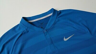 3a67f5319 NEW NIKE ZONAL Cooling Momentum Golf Blade Polo Shirt