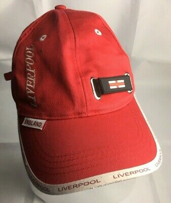 Liverpool Red Baseball Cap