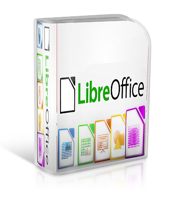 Libre Office 2019 Software for Microsoft Windows Home and Student Download
