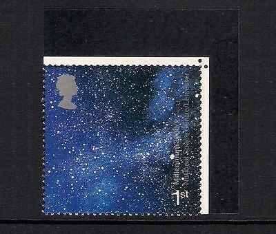 GB 2000 sg2126a Above & Beyond Night Sky Universe 1st booklet stamp MNH