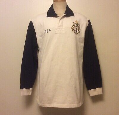 Vintage Lauren Ralph Nyc Xl Shirt6 Polo York City New Crest Rugby Kc3TlF1J