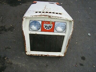 Simplicity Allis Chalmers 1665945  Hood & Grill  7116 H Tractor