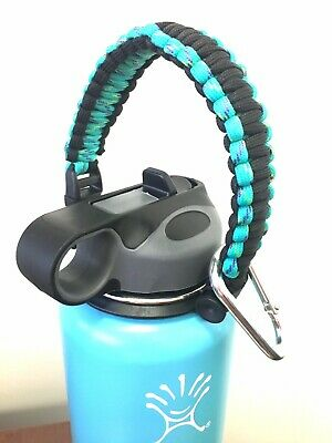 COLOR HANDLE FOR Wide Mouth Hydro Flask - Paracord Security Ring