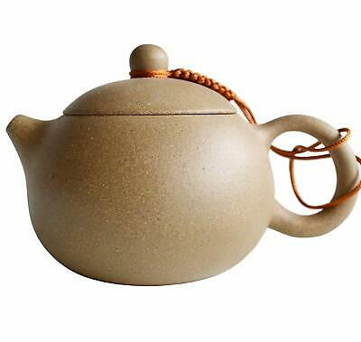 Yixing clay Teapot 6.8oz/220ml Chinese Zisha Xishi tea pot infuser Natural Mud
