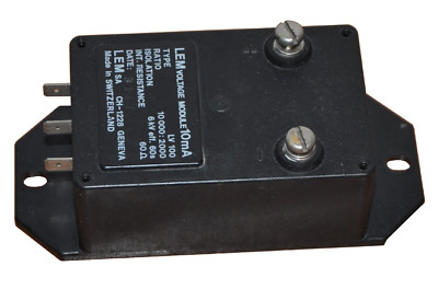 Insulated Voltage transducer LEM LV 100 2.5kV /S 3116