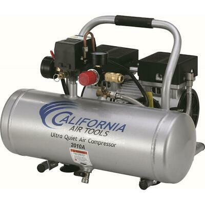 California Air Tools 2-Gallon Electric Horizontal Air Compressor