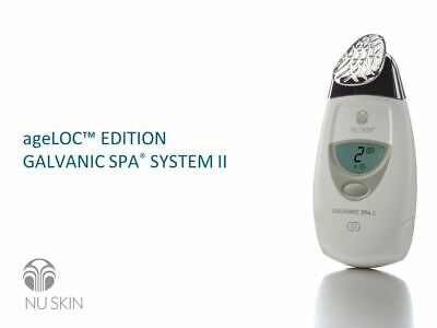 ageLOC® Edition Nu Skin® GALVANIC SPA® SYSTEM II