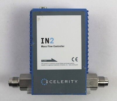 Celerity IN2 N2 Mass Flow Controller 2189-4376 SCCM Model DSTAE100