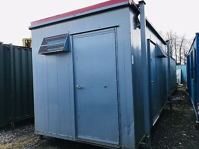 16x9 3+1 ladies and gents toilet,portable Building,toilet block, hire