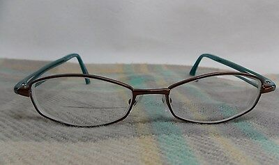 a8ef6a5cf9 Morel France Koali Teal Designer Eyeglass Frames Glasses 6369K 49 17 140  MJ343