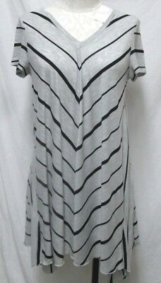 cea750e897 Soft Surroundings knit asymmetrical tunic blouse top Size Sz Small Sm S