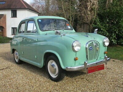 1958 Austin A35 Saloon 4 Door (Card Payments Accepted & Delivery)