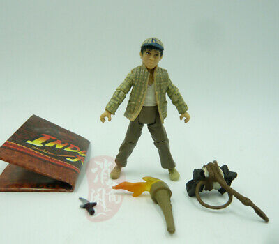 INDIANA JONES RAIDERS OF LOST ARK 3.75'' SHORT ROUND Figure Collect toy