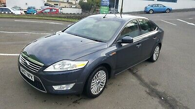 Ford Mondeo Ghia Tdci 140........2008.......lovely Condition And Drive!!!!