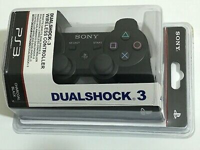 Sony PlayStation 3 DualShock 3 Wireless Controller Black