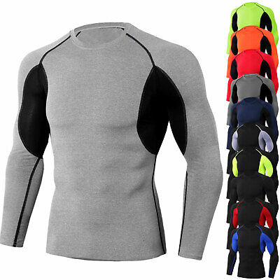 Rdx Mma Rash Guard Weight Loss Running Sweat Shirt Mens Compression Gym Wear Wj Compression & Base Layers