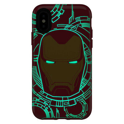 quality design b976f 0b2a3 OTTERBOX SYMMETRY MARVEL Iron Man (iPhone X/Xs)