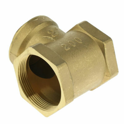 EG_ High Pressure Female Cord DN40 Single Way Swing Check Valve