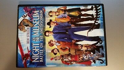Night at the Museum: Battle of the Smithsonian (Single-Disc Edition), Good DVD,