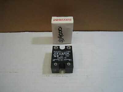 Crydom Solid State Relay D4875-10 **New In Box**
