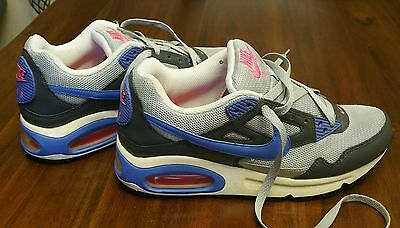 Nike Air Max Skyline pink grey shoes