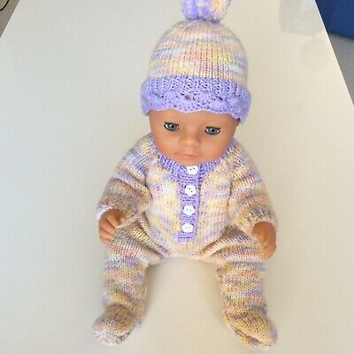 Zapf Creations Doll Dressed in Jumpsuit and Matching Beanie
