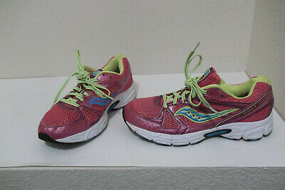 22ce4901 SAUCONY COHESION 6 Women's Running Athletic Shoes Pink Size ...