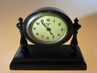 Vintage German mantel clock 1930's FMS