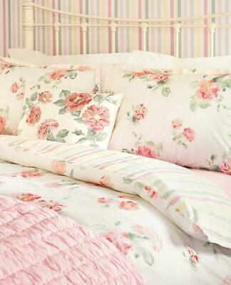 Laura Ashley Albertine Floral Quilt Cover Set Queen Single Double King Super