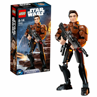 LEGO Star Wars 75535 HAN SOLO Buildable Figure 2018 BRAND NEW