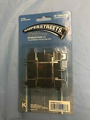 """Lionel 6-21284 O SuperStreets 10/"""" Transition to Tubular"""