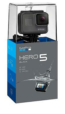 GoPro HERO5 CHDHX-501 4K Ultra HD Action Camera - Black