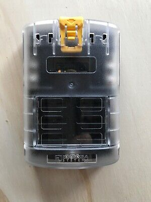 Blue Seas 5025 6 Position Fuse Block Cover Negative Bus Blue Sea 5025 Fuse Panel