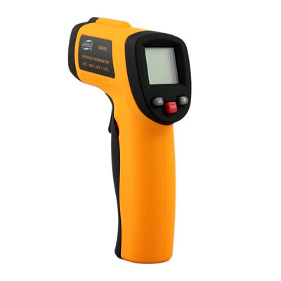 New  Benetech Gm300 Infrared Thermometer With Laser Aimpoint GM-300