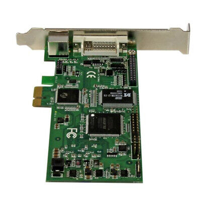 New  Startech.Com High-Definition Pcie Capture Card - Hdmi Vga Dvi & Component -