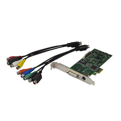 Startech.Com Pcie Hdmi Video Capture Card - Hdmi, Dvi, Or Component Video At