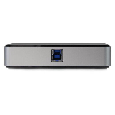 New  Startech.Com Usb 3.0 Video Capture Device - Hdmi / Dvi / Vga / Component Hd