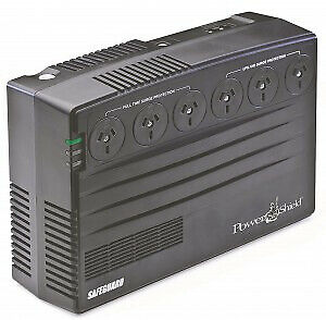 New  Powershield Safeguard Ups 750Va PSG750
